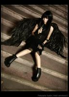 The Fallen Angel by sumirehana013
