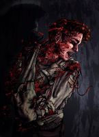 Carnage-Cletus Kasady by fresco-child