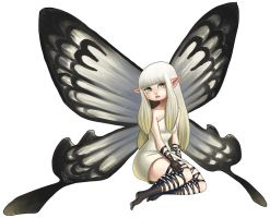 Airy the Cryst-Fairy by EmperorAtma
