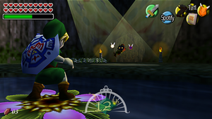 Majora's Mask HUD by LuckyWilbury