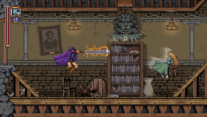 Castlevania :GAME MOCKUP: by TimJonsson