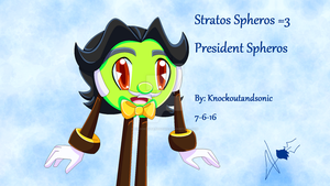 Stratos Spheros =3 by knockoutandsonic