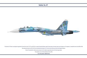 Su-27 Ukraine 1 by WS-Clave
