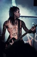Ashley Purdy by JadeWeirdo13