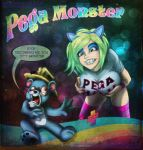 Pega Monster by HotaruThodt