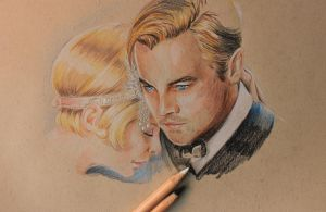 The Great Gatsby by piratebutl23