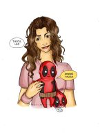 Me and Deadpool by MariMariH