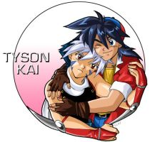 Tyson + Kai by Glay