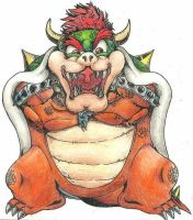 King Koopa: Got a death wish? by HappilyCorrupted