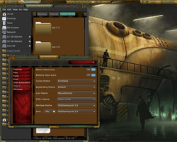 Experimenting with malys RevolT GTK (12th Rev) by cbowman57