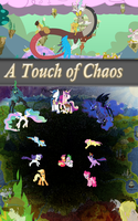 A Touch of Chaos Fanfiction Cover by Radiant--Eclipse