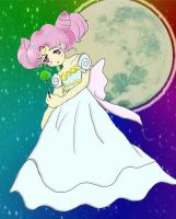 princess chibiusa by electricjesuscorpse