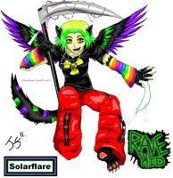 Solarflare by Ravers-Disease
