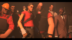 Fight club [TF2] by Rammkap