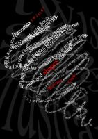Twister Typography by inuyasha2101