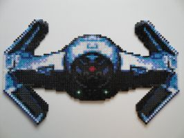 Star Wars TIE Fighter Bead Sprite by Nicolel12