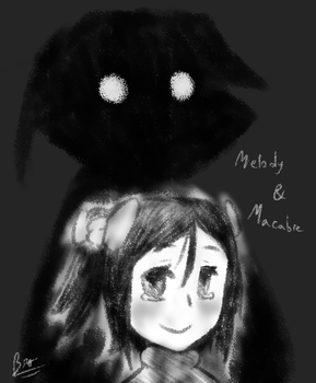 Melody and Macabre by TheFittaGuiden