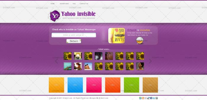 yahoo invisible by Erfanix