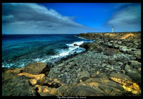 Playa Blanca Lighthouses Lanz by xhippy