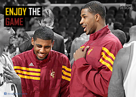 Kyrie Irving I Enjoy The Game Collection by RafaelVicenteDesigns