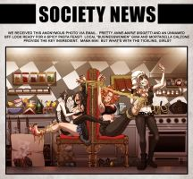MAGGS: Society News by MTJpub