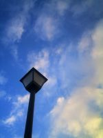 Street Lamp by TheWhiteRoseIs