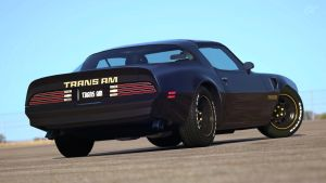 1978 Pontiac Firebird Trans AM T-Top (GT6) by Vertualissimo