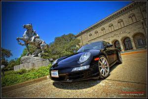 Porsche Carrera S by fizzle017
