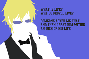 Shizuo Heiwajima background~ by Goobster180