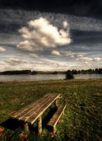 Bench View by spitfire900