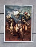 Football Zombies by a4anner