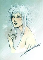 Gift - Sam - Cold and Ice by Calicot-ZC