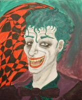 Mad Love:The Joker by LaurenWiles