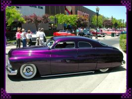 Purple Low rider by puddlz