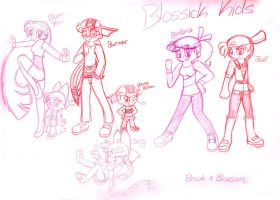 Blossick Kids by Sweatshirtmaster