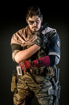 Venom Snake 2 by SovietDOOMer