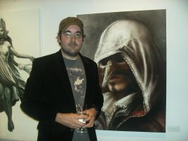 ASSASSIN'S CREED: Vernissage 4 by i-Yuki