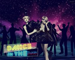 DANCE IN THE DARK Feat RIHANNA by fazhiionztar