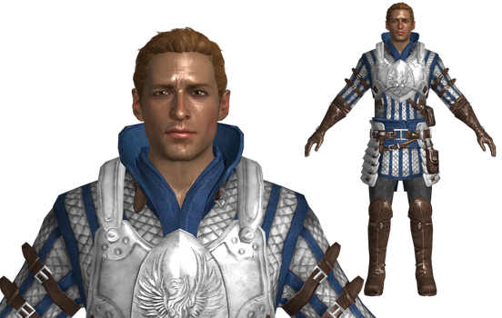 DAI Alistair Warden XPS by Padme4000