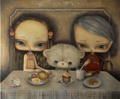 the supper by paulee1