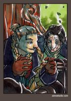 PSC - Varric and Merrill by aimo
