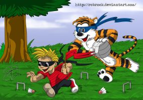 Calvin Ball by RCBrock