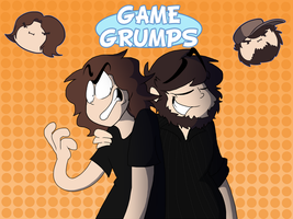 Game Grumps by Mikky-Be