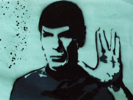 Spock by s-cum