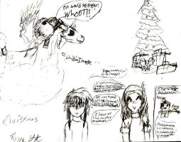 X-mas gift for Keena part 1 by Roya111