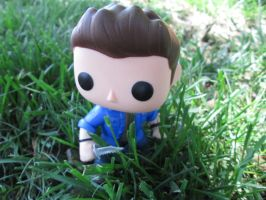 Funko Pop Dean by Fellonie