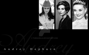 Audrey Hepburn Tribute by turnasella