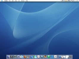Mac XP Windows Tiger OS X by cyazian