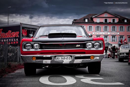 1969 Dodge Super Bee by AmericanMuscle