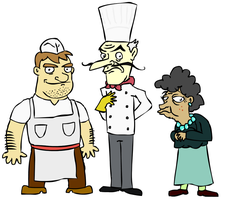 38 - Chefs by Pones-By-Corwin